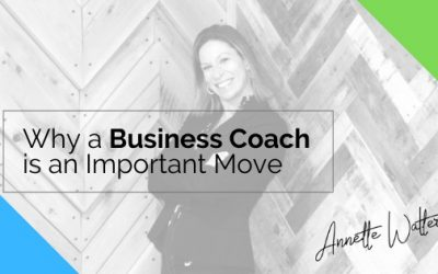Why a Business Coach is an Important Move Right Now