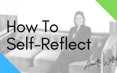 How to Self-Reflect