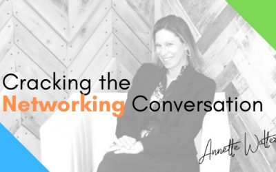 Cracking the Networking Conversation