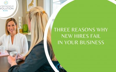 Express Tip #44: Three Reasons Why New Hires Fail