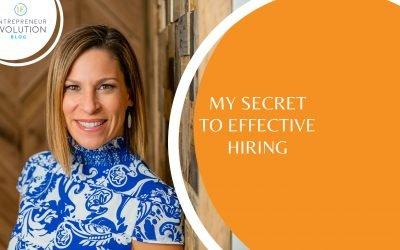 Episode 114. Express Tip #57: The Secret to Effective Hiring