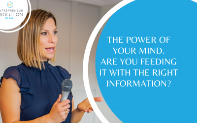 Episode 110. Express Tip #55: The Power of What You Are Feeding Your Mind