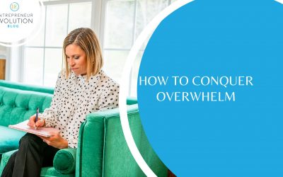 Episode 122. Express Tip #61: Conquering the Overwhelm